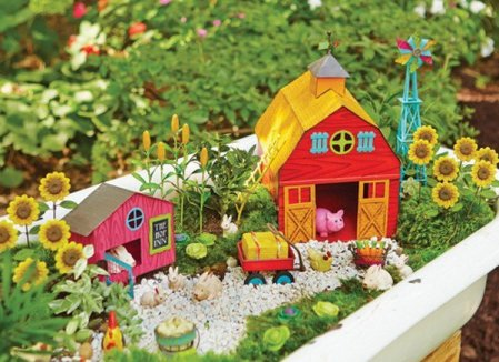 fairy-garden-plans-fairy-garden-ideas-mini-garden-ideas-barn-sunflower