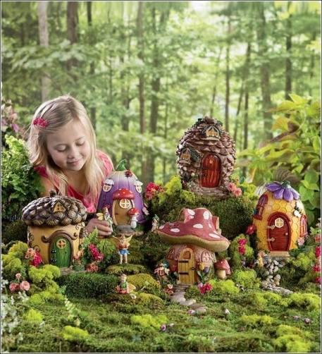 mini-gardens-miniature-fairy-houses-fairy-garden-ideas